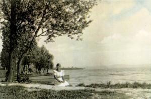 lungolago di gavirate foto d'epoca dal sito della Proloco