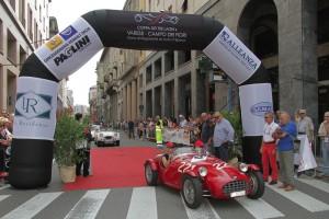 Varese Cmapo dei Fiori - Corsa Auto - Start