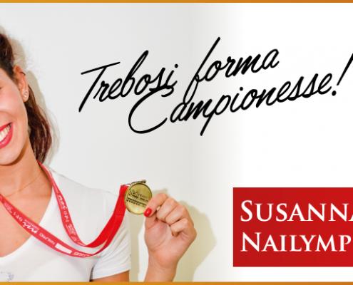 susanna beretta nailympia 2014