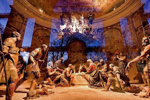 Natività Sacro Monte-terza-cappella