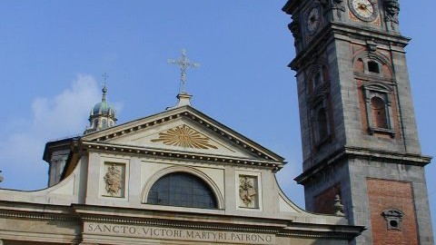 Basilica San Vittore - Sito Varese Smart City